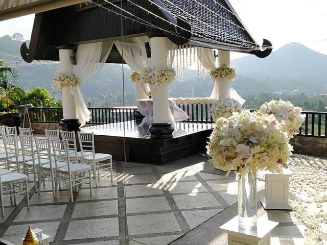 Wedding Flowers Setup Ideas 149