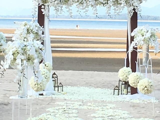 Wedding Flowers Setup Ideas 15