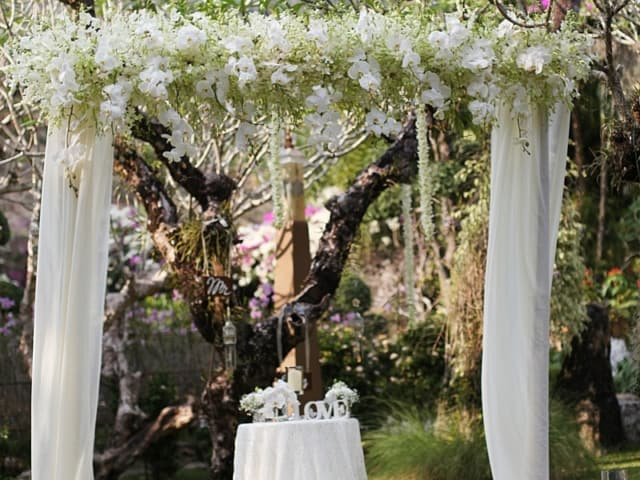 Wedding Flowers Setup Ideas 162