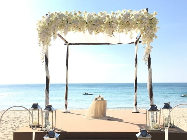 Wedding Flowers Setup Ideas 19