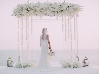 Wedding Flowers Setup Ideas 201