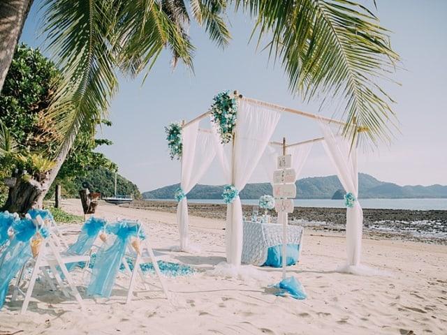 Wedding Flowers Setup Ideas 217