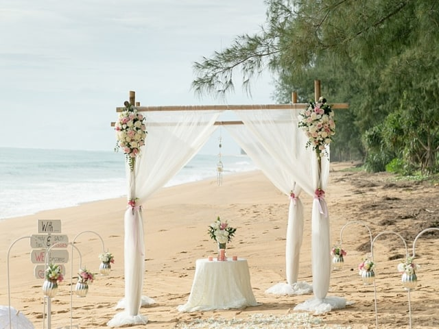 Wedding Flowers Setup Ideas 236