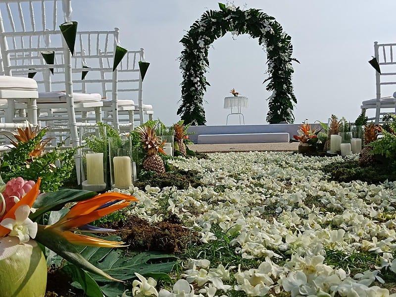 Wedding Flowers Setup Ideas 244