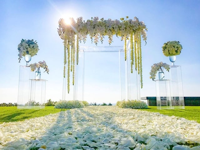 Wedding Flowers Setup Ideas 247