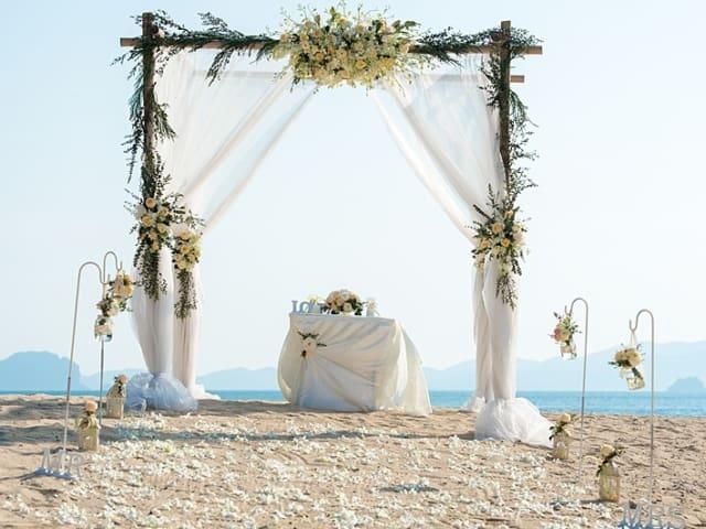 Wedding Flowers Setup Ideas 249