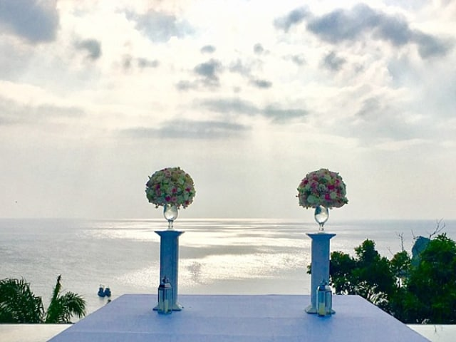 Wedding Flowers Setup Ideas 29