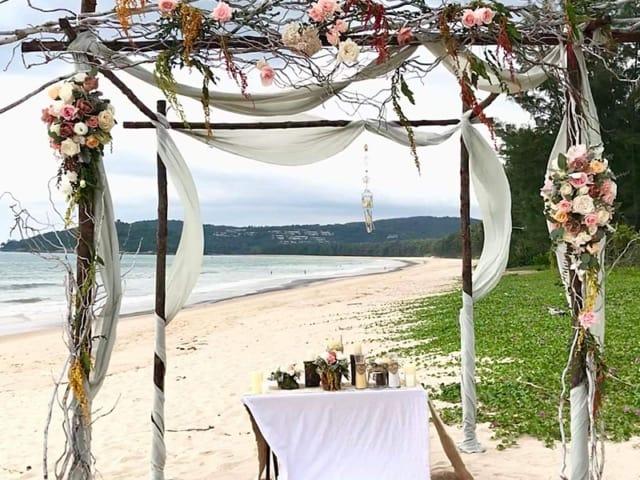 Wedding Flowers Setup Ideas 30