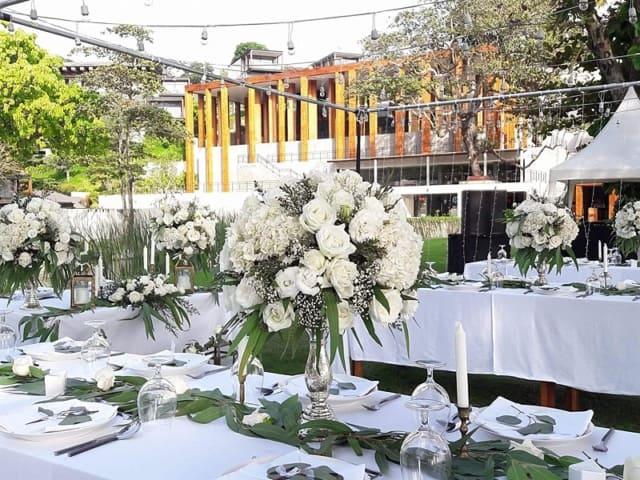 Wedding Flowers Setup Ideas 40