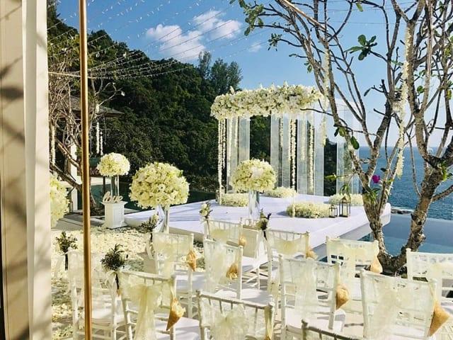 Wedding Flowers Setup Ideas 45