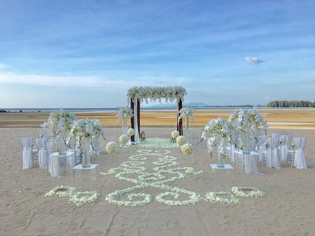 Wedding Flowers Setup Ideas 49
