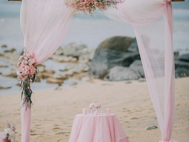 Wedding Flowers Setup Ideas 5