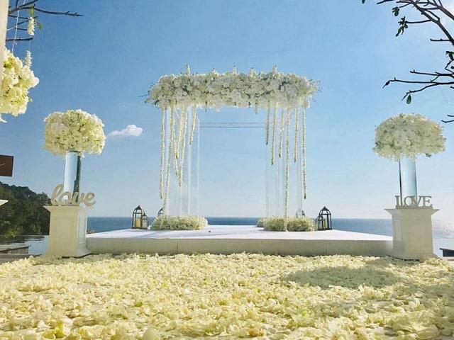 Wedding Flowers Setup Ideas 51