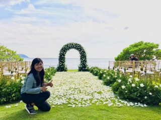 Wedding Flowers Setup Ideas 6