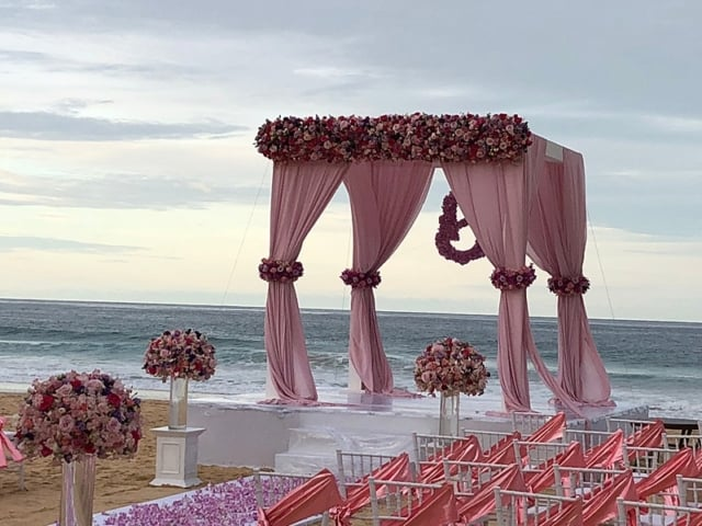 Wedding Flowers Setup Ideas 70