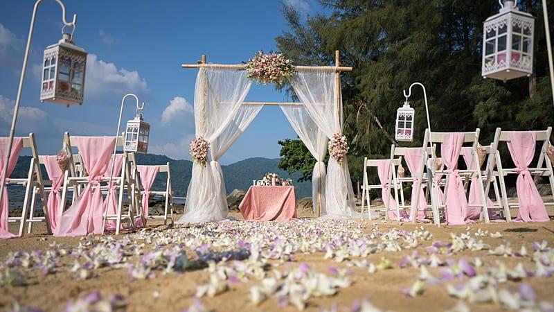 Wedding Flowers Setup Ideas 73