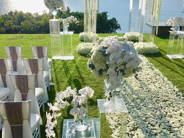 Wedding Flowers Setup Ideas 8