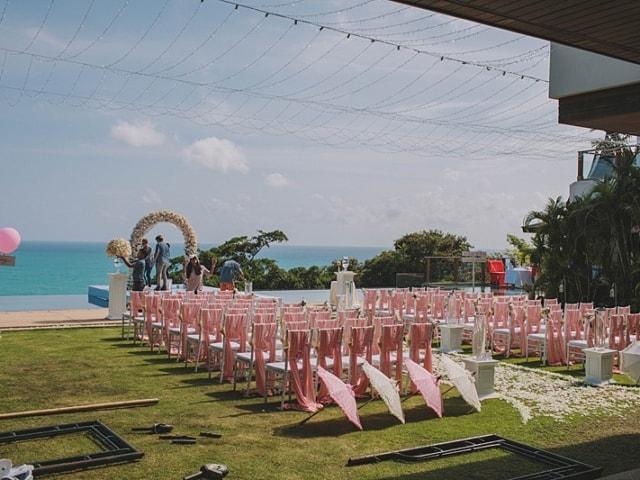 Wedding Flowers Setup Ideas 87