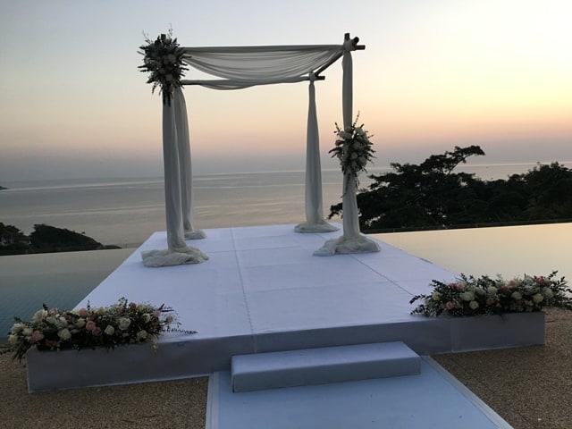 Wedding Flowers Setup Ideas 9