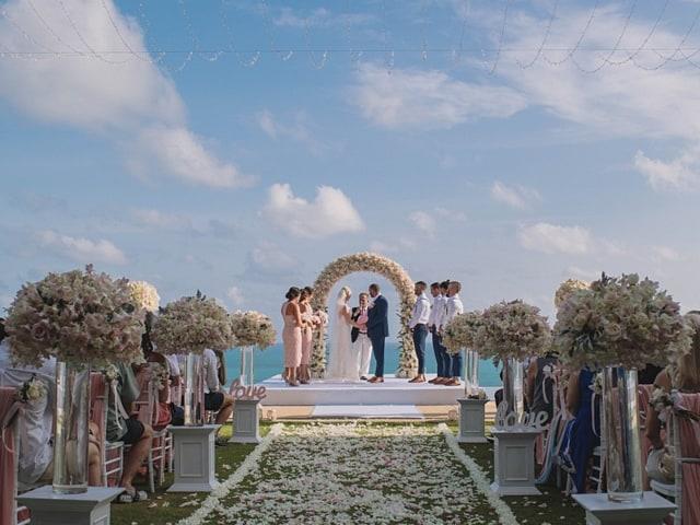 Wedding Flowers Setup Ideas 97