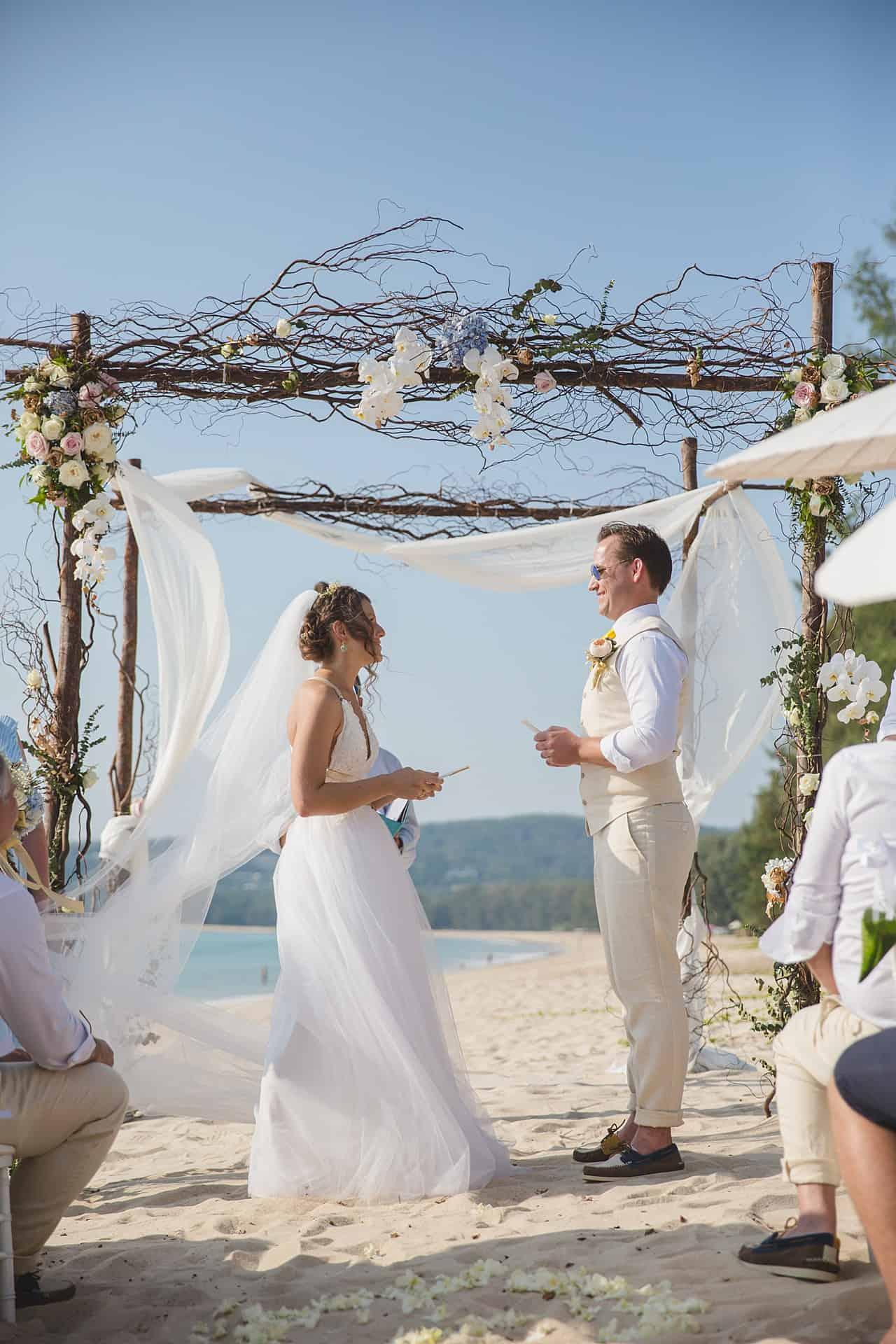 Beach Wedding Unique Phuket 15