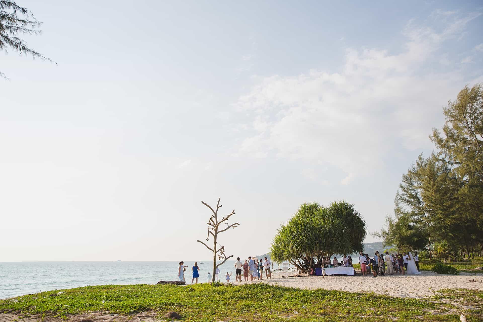 Beach Wedding Unique Phuket 25