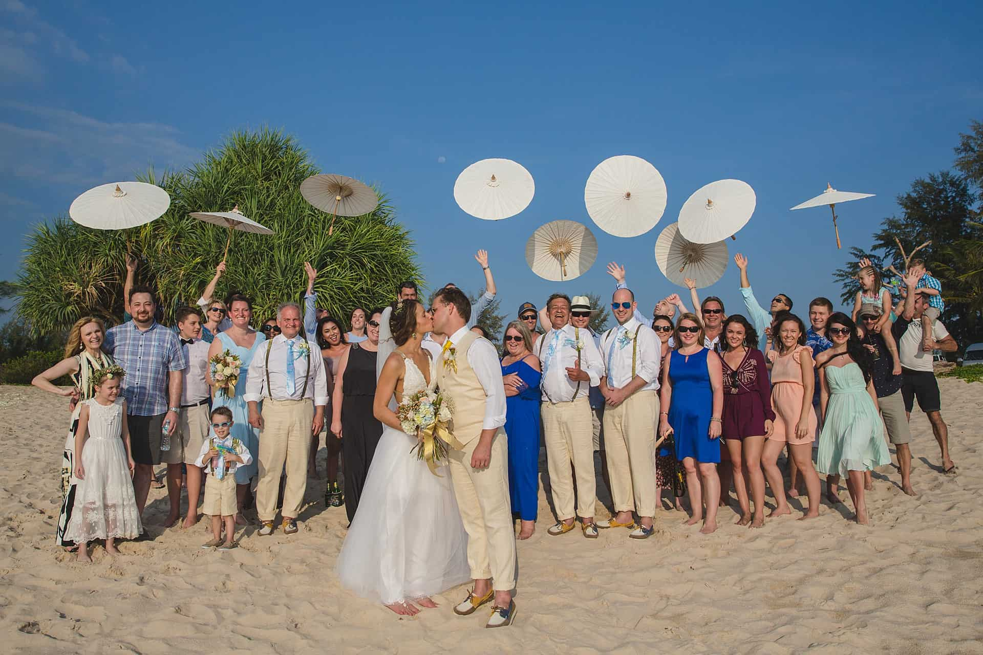 Beach Wedding Unique Phuket 26