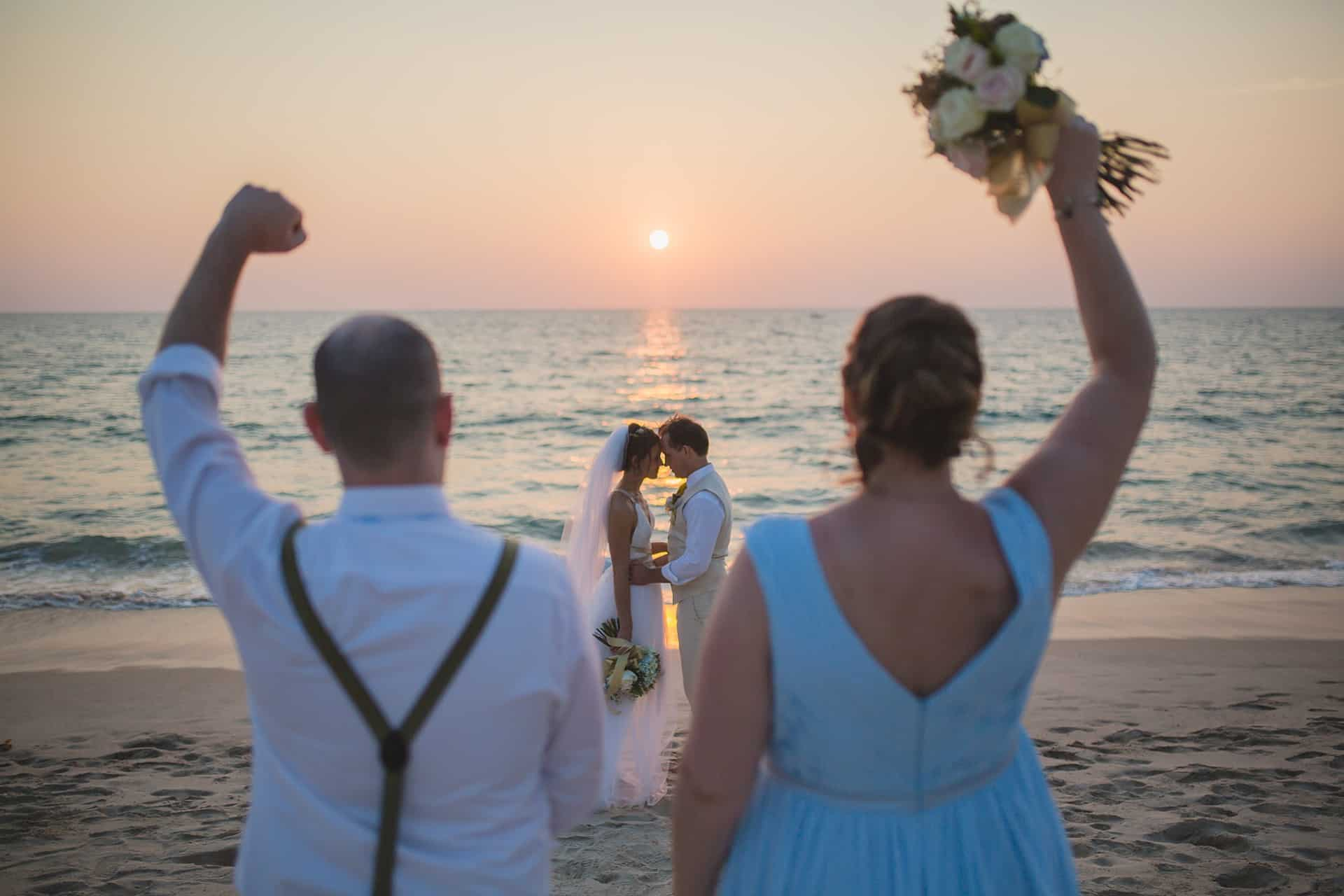 Beach Wedding Unique Phuket 33