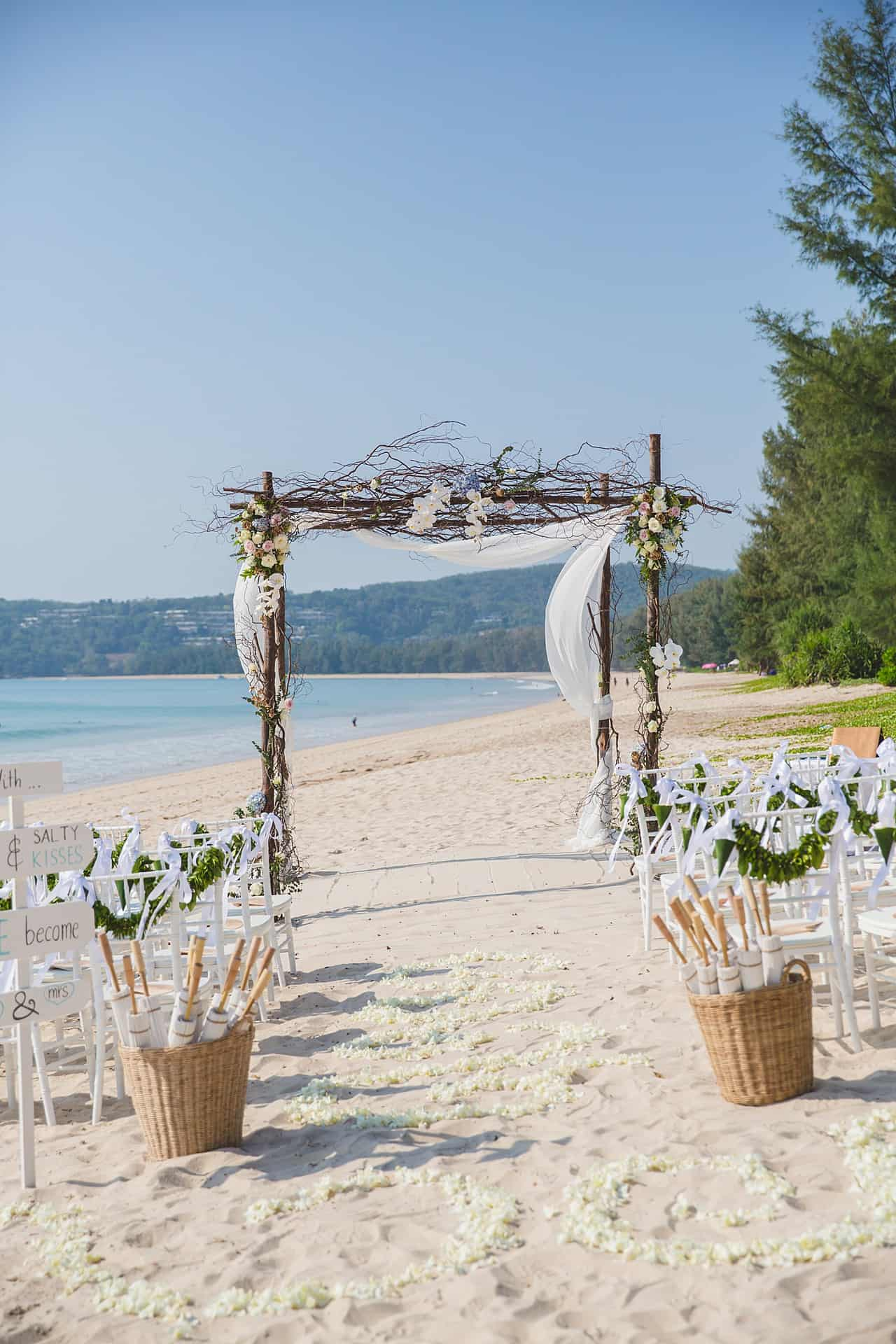 Beach Wedding Unique Phuket 5