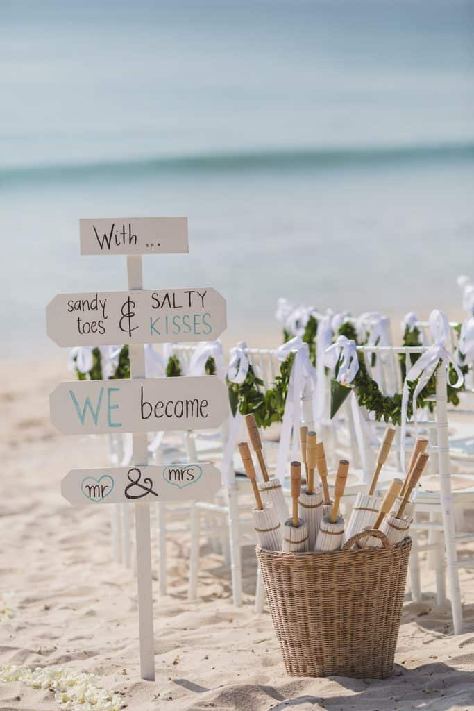 Beach Wedding Unique Phuket 6