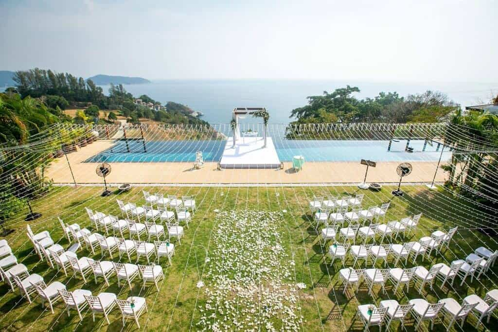 Christopher & Shaina Villa Aye Wedding, 2nd March 2019 382