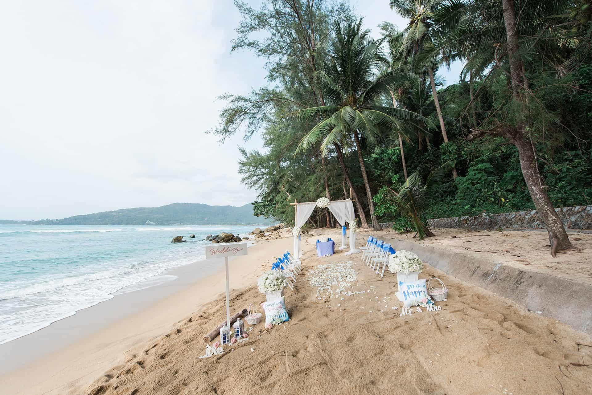 Jennet & Jose Beach Wedding, 18th August 2018, Hua Beach 168