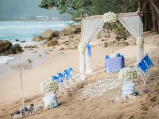 Jennet & Jose Beach Wedding, 18th August 2018, Hua Beach 177