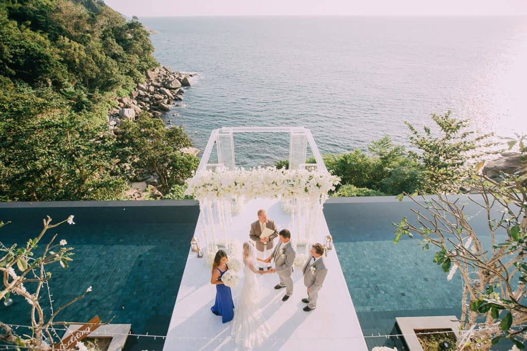Villa Wedding Unique Phuket 14