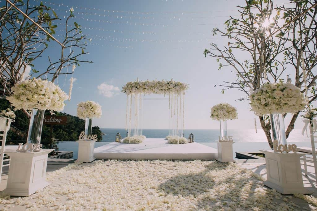 Villa Wedding Unique Phuket 7