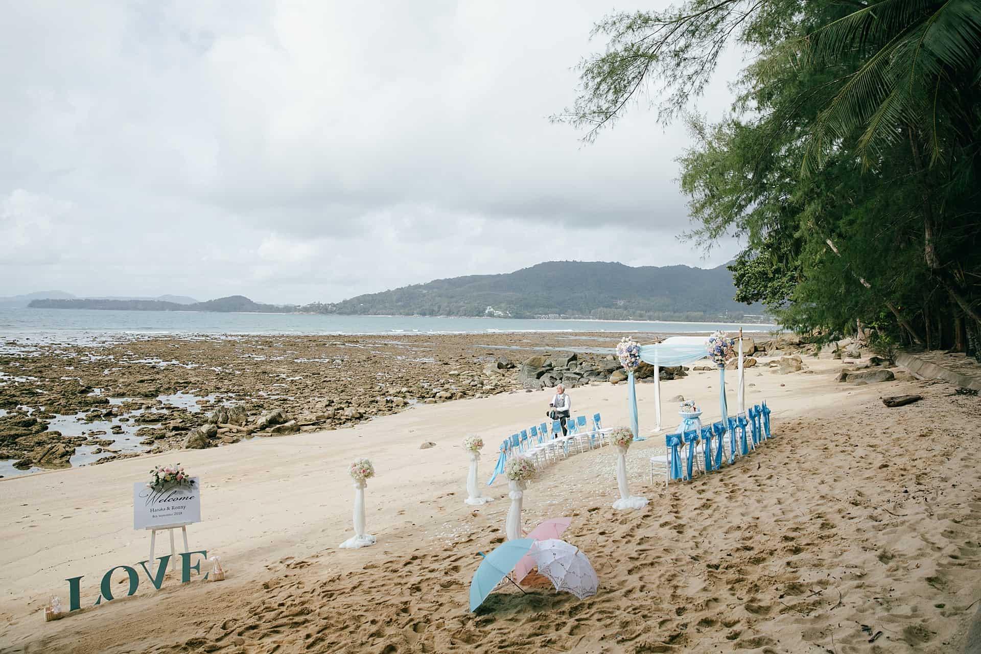 Wedding Haruka & Ronny, Hua Beach 8th September 2018 284