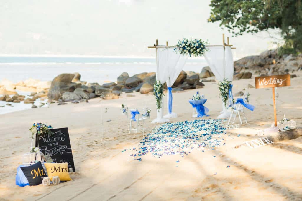 Phuket Destination Wedding
