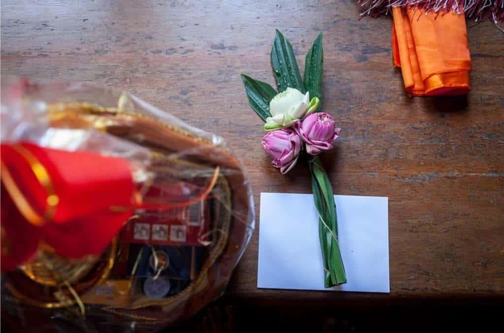 Thailand Wedding Dowry