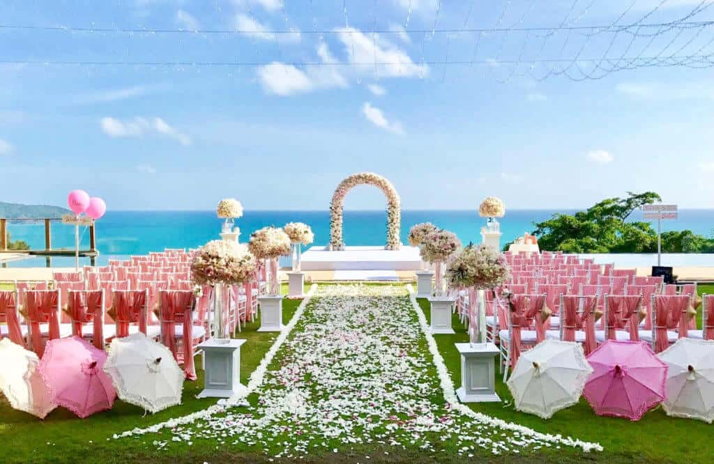 Thailand Wedding Prices Phuket