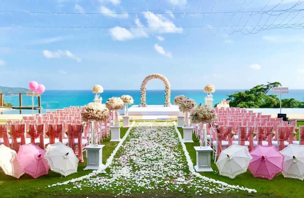 Thailand Wedding Prices Phuket