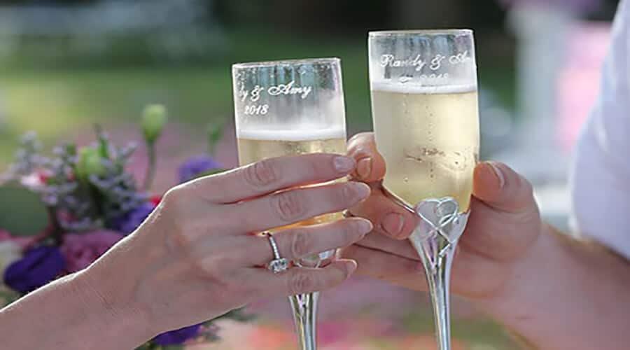 Champagne Wedding Phuket