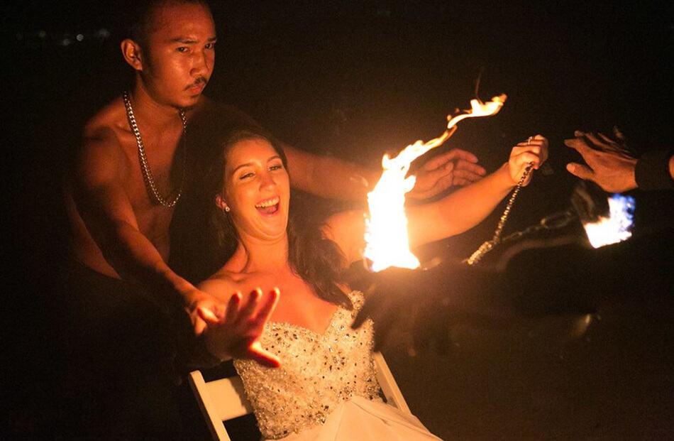Phuket Wedding Ceremony Party