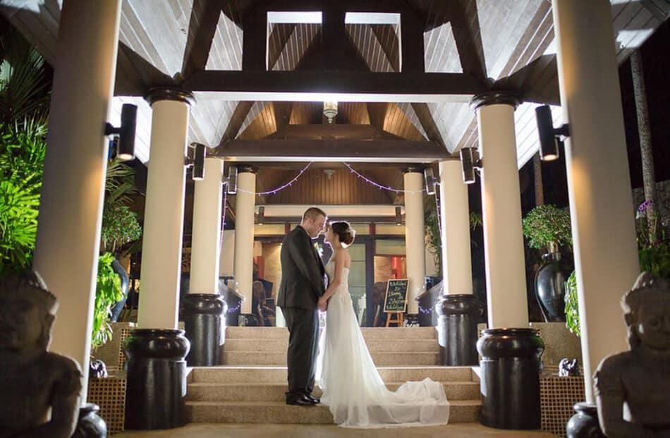 Phuket Wedding Ceremony Villa