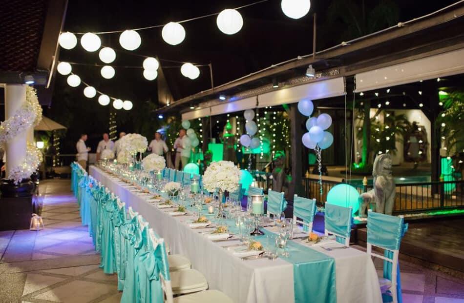 Phuket Wedding Ceremony Dining