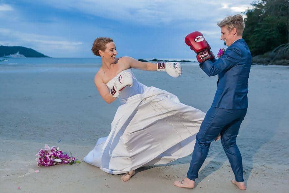 wedding for lesbians