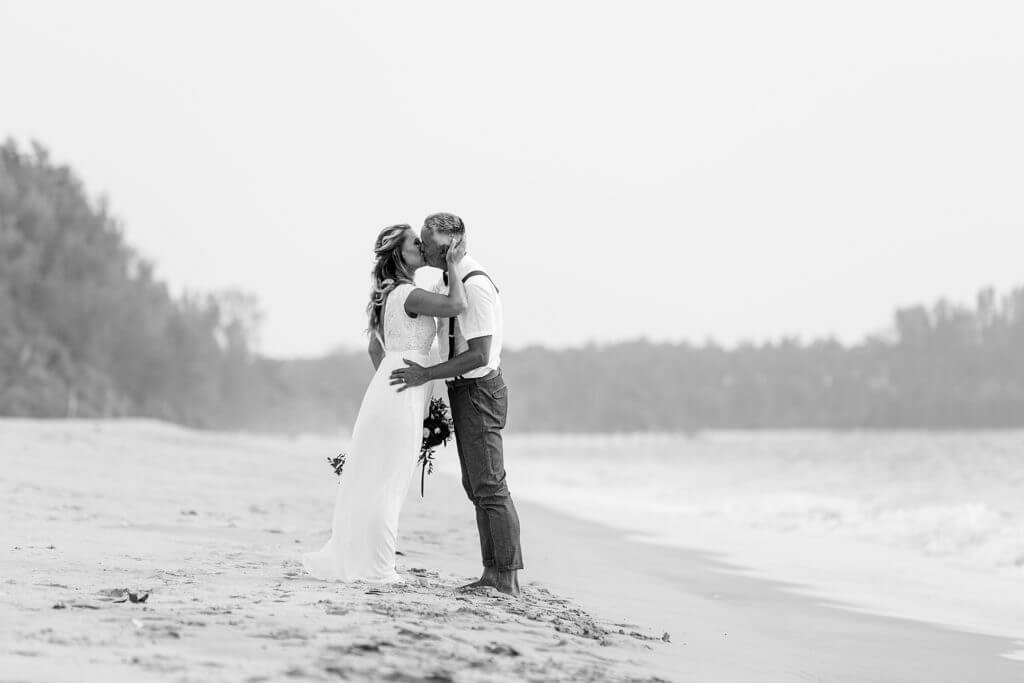 Gina & Hasse Beach Wedding 20th Jan 2020 Aleenta Resort Phang Nga 215