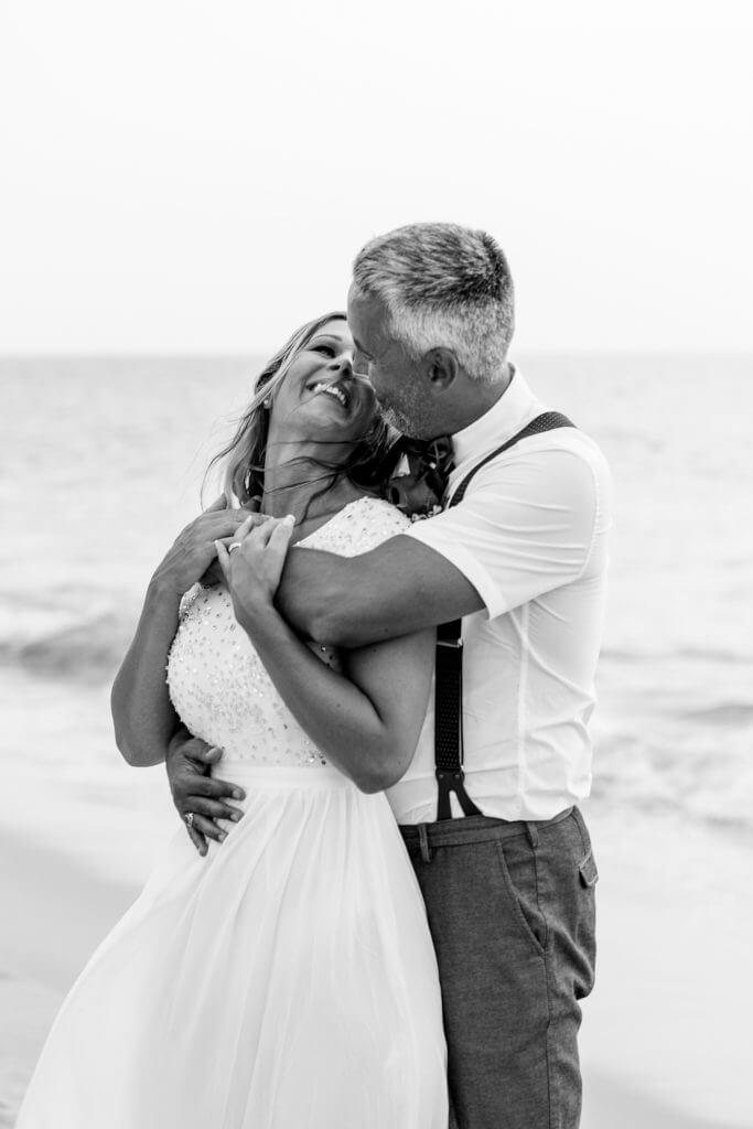 Gina & Hasse Beach Wedding 20th Jan 2020 Aleenta Resort Phang Nga 259